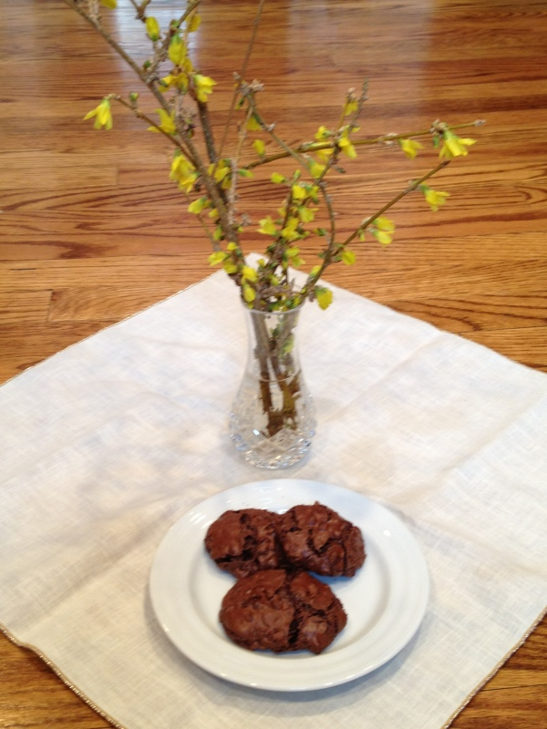 GF Chocolate Cookies