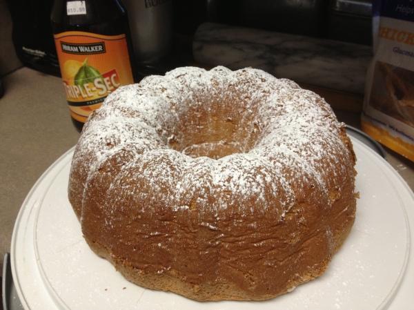 Simple Sponge Cake The Backstage Baker
